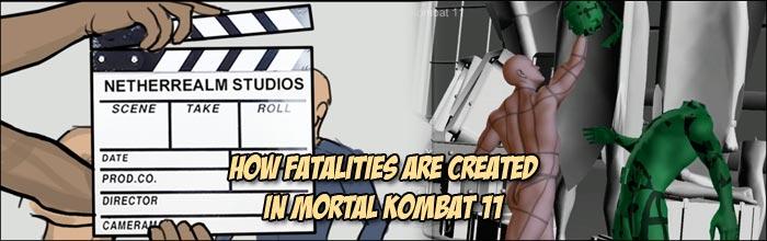 NetherRealm Studios demonstrates the Fatality creation