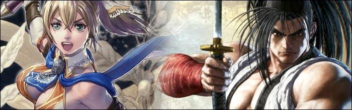 Cassandra announced for Soul Calibur 6, Haohmaru coming as