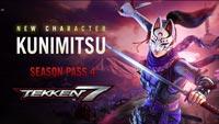 Kunimitsu in Tekken 7 image #1