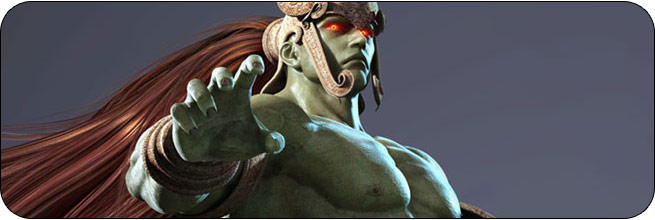 Ancient Ogre Tekken Tag Tournament 2 Moves Characters
