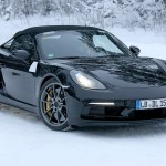 Porsche 718 Boxster Review Was Swapping Two Cylinders For A Turbo A Good Idea Evo