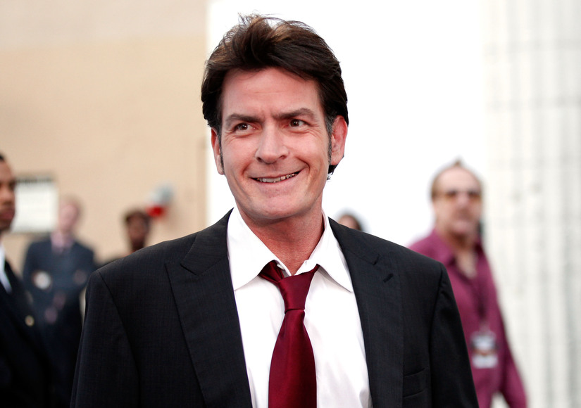 Charlie Dr Oz Sheen