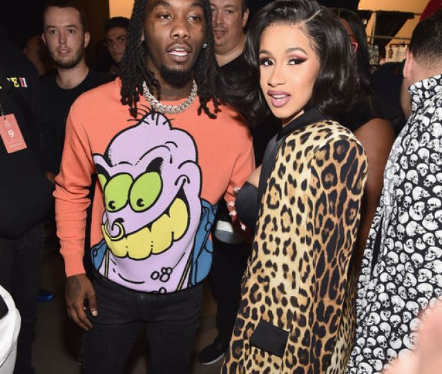 Cardi B Wants A Reset On Life After Offset Split