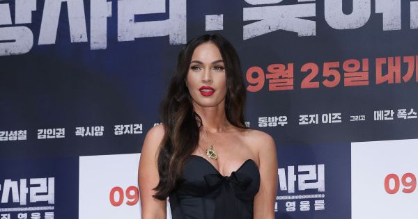 Megan Fox Shares Rare Family Photos of All Her Kids