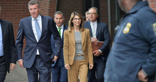 Lori Loughlin Faces New Charges in College Cheating Scandal