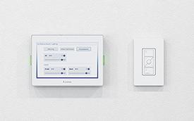integrate av and lighting control