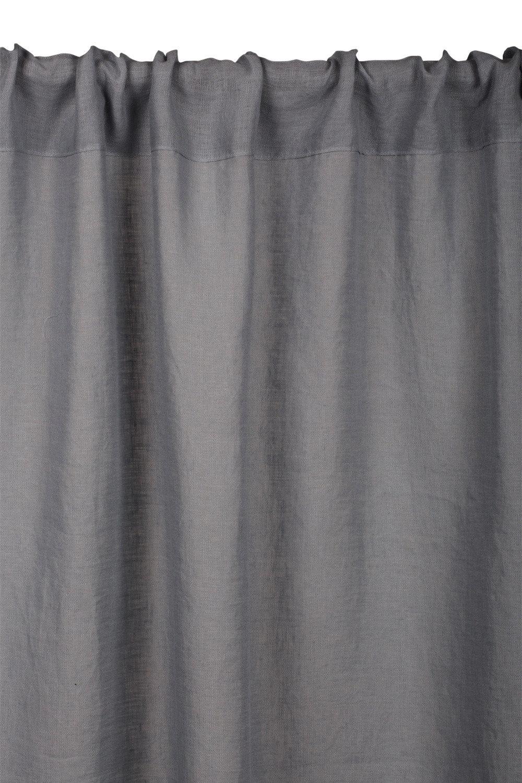 Hampton Linen Curtain Set Online Shop Ezibuy Home