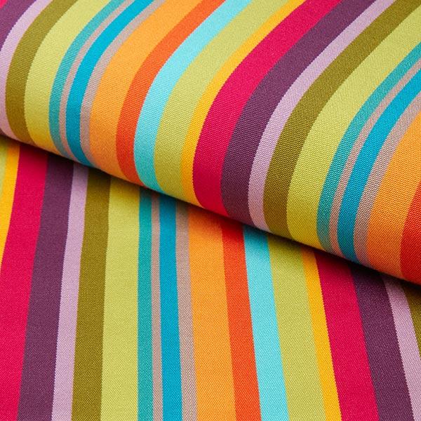 tissu d exterieur pour chaise longue rayures verticales 44 cm