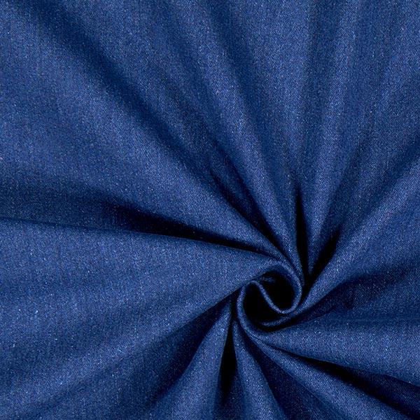 Tissu jeans Rocco – bleu marine