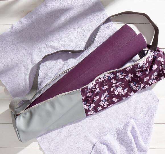 coudre un sac pour tapis de yoga