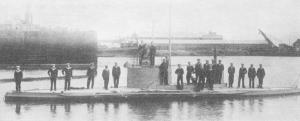 Osetr Submarine