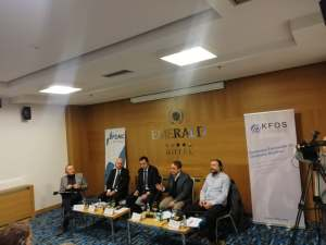 Panel debate: Are we on track and how to normalize relationship between Belgrade-Pristina in the light of potential dialogue continuation and new Kosovo government formation?