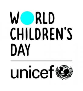 FDMC tim sa decom na Svetski dan deteta / FDMC team with children on World Children's Day