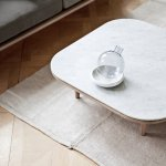 Tradition Fly Sc4 Coffee Table White Marble Finnish Design Shop