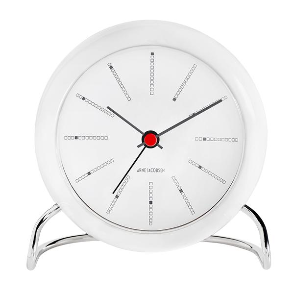 Arne Jacobsen Aj Bankers Table Clock