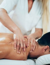 En caso de intentar la fibromialgia masaje?