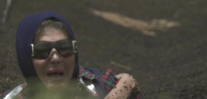 بالفيديو سهير رمزي في رامز تحت الأرض كده يا رامز