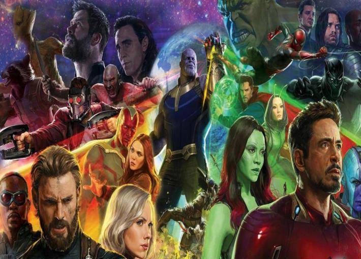 ٧ أسئلة ربما شغلتك بعد مشهد النهاية في فيلم Avengers Infinity War