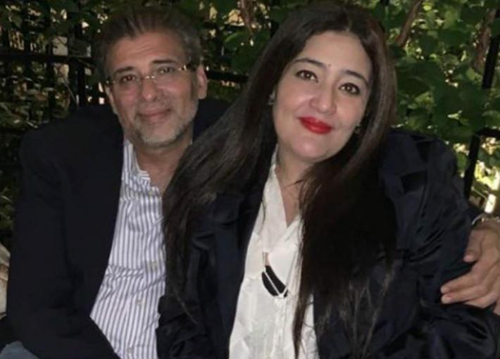أول تعليق لزوجة خالد يوسف على تصريحات ياسمين الخطيب في الفن