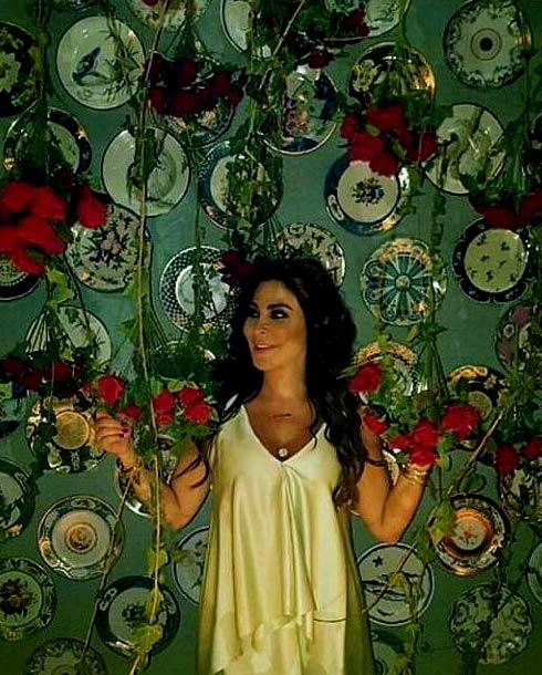 إليسا تطرح أول أغنيات ألبومها الغنائي إلى كل اللي بيحبوني