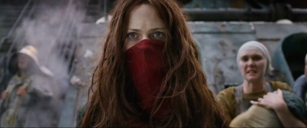 De Ijslandse Hera Hilmar is Hester Shaw in Mortal Engines