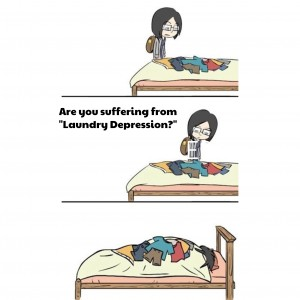Laundry Depression