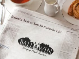 Ballwin Top 50 American Suburb