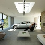 Developer Introduces The Place:Luxury Garage Project in Chesterfield MO