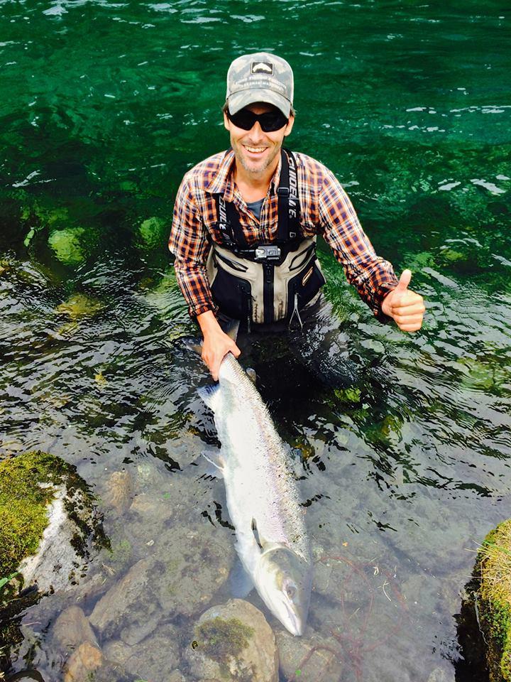 Laerdal fishing