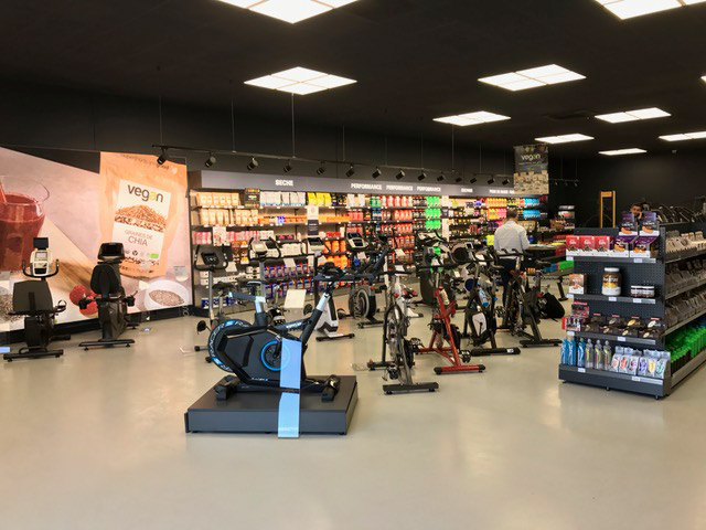 grenoble eybens magasin fitness