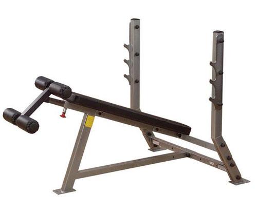 Banc De Musculation Bodysolid Club Line Banc Developp