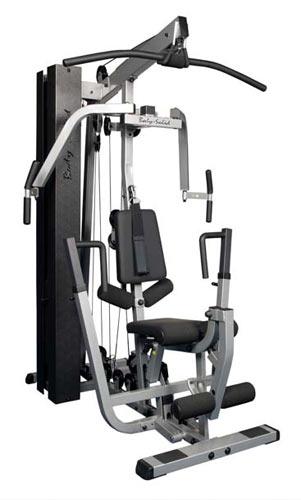 Appareil De Musculation Bodysolid EXM 2000S Grise