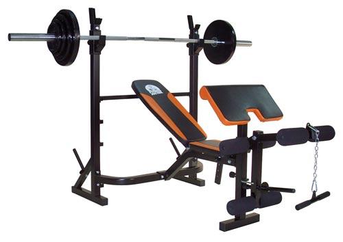 Banc De Musculation Titan Bench FITNESS DOCTOR