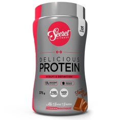 poudre proteines secret fitness
