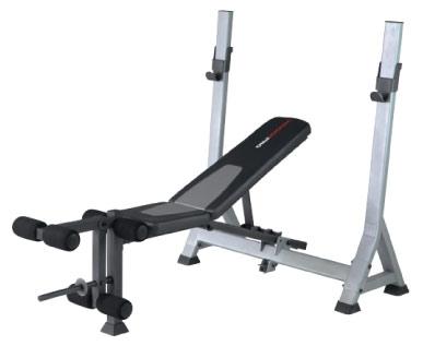 Banc De Musculation Banc 340 LC WEIDER FitnessBoutique