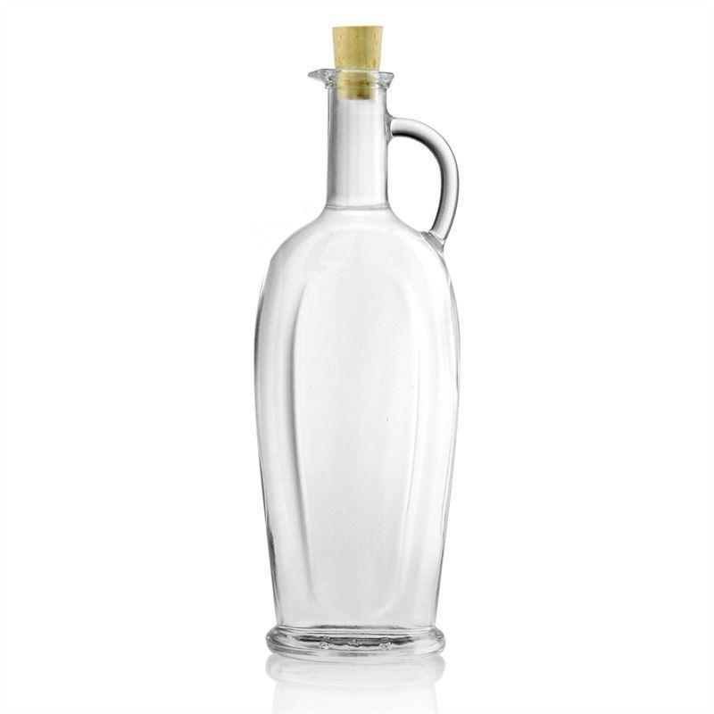 500ml bouteille huile vinaigre eleganta