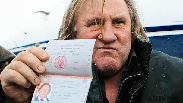 Gerard Depardieu 607