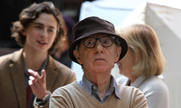 Timothée Chalamet Woody Allen 607