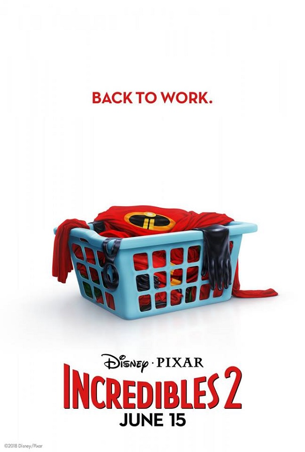 incredibles 2 poster 607