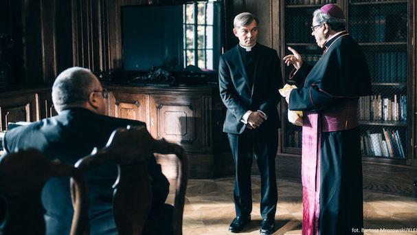 kler, klergy, κλήρος, 607