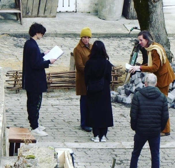French Dispatch Shooting 607
