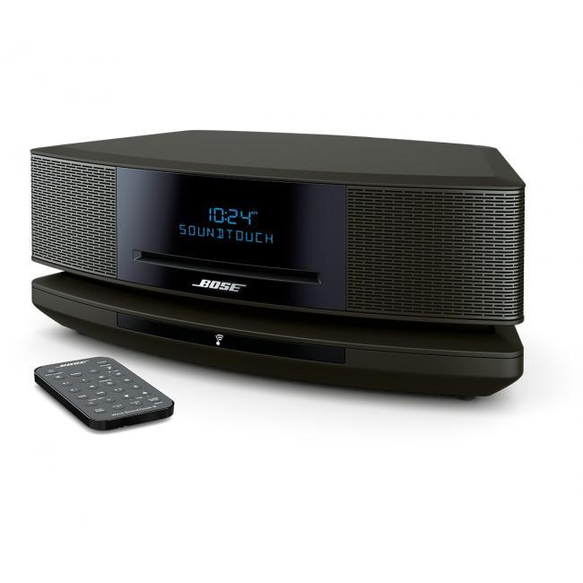 0 10 Sur Enceinte Multiroom Bose Wave Music System Soundtouch Iv Noir Chaine Hi Fi Achat Prix Fnac