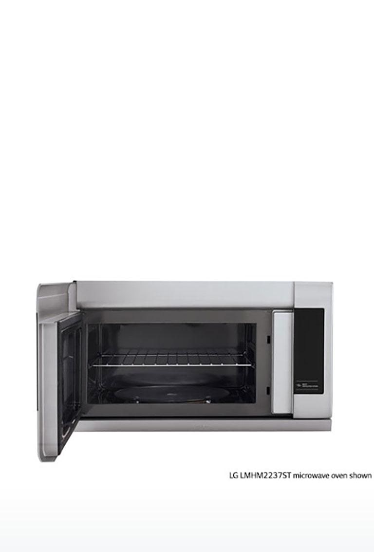 lg 2 2cuft over the range microwave oven