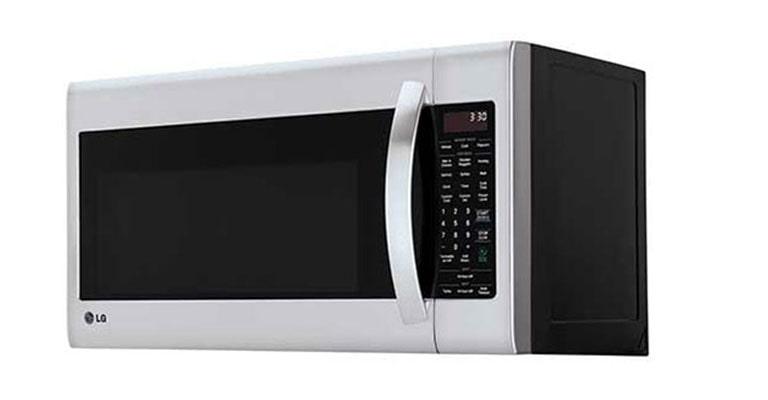 over the range microwave oven 1 8 cu ft