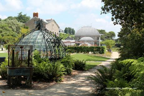 les serres du jardin des plantes de nantes