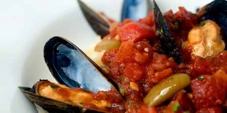 Mussels Marinara Recipes Food Network Canada