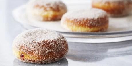 Картинки по запросу raspberry jelly donuts