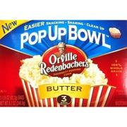 orville redenbacher s microwave popcorn butter