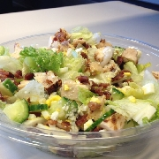User Added Potbelly Farmhouse Salad With Non Fat