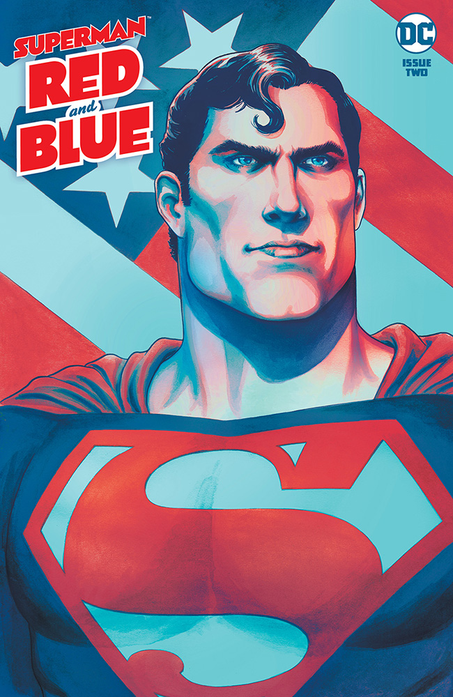 Superman: Red & Blue #2 Review | The Aspiring Kryptonian